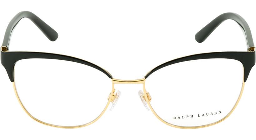 5e05c0ca372f8 oculos de grau ralph lauren rl5099 dourada 3102847