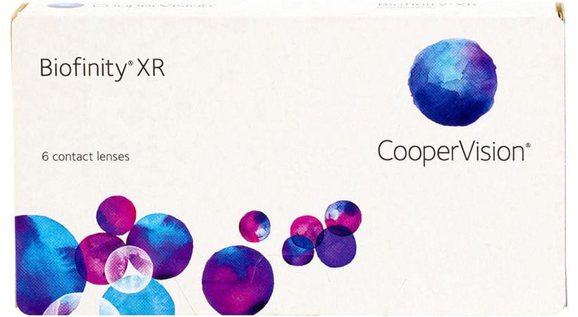 4a536869a1 Lentes de Contato - Miopia - Mensal Biofinity XR – Show de Otica